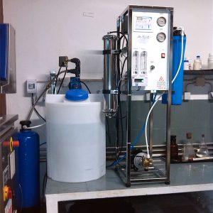 Água de Laboratório